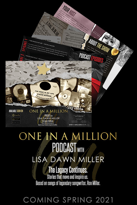 The New One in a Million Podcast with Lisa Dawn Miller